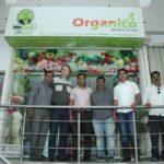 Organico Mobile Vending Shop Inauguration